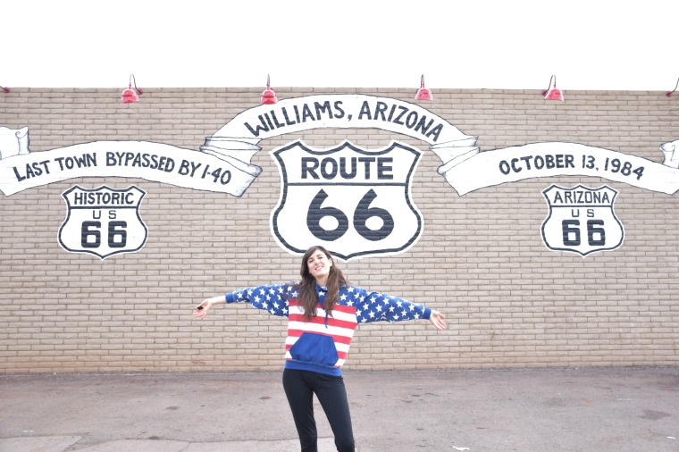 usa williams route 66