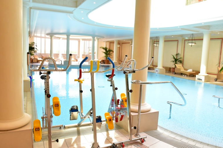 aqua bike spa imperial